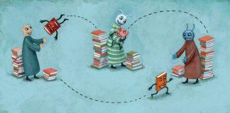 scambiarsi i libri