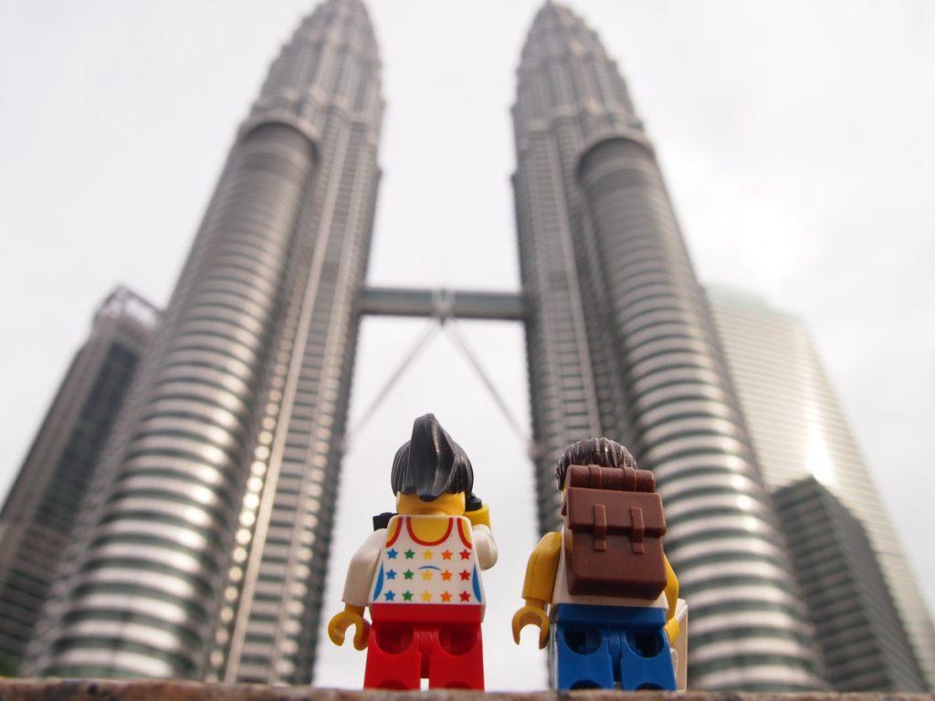 viaggi LEGO TRAVELLERS_MALESIA