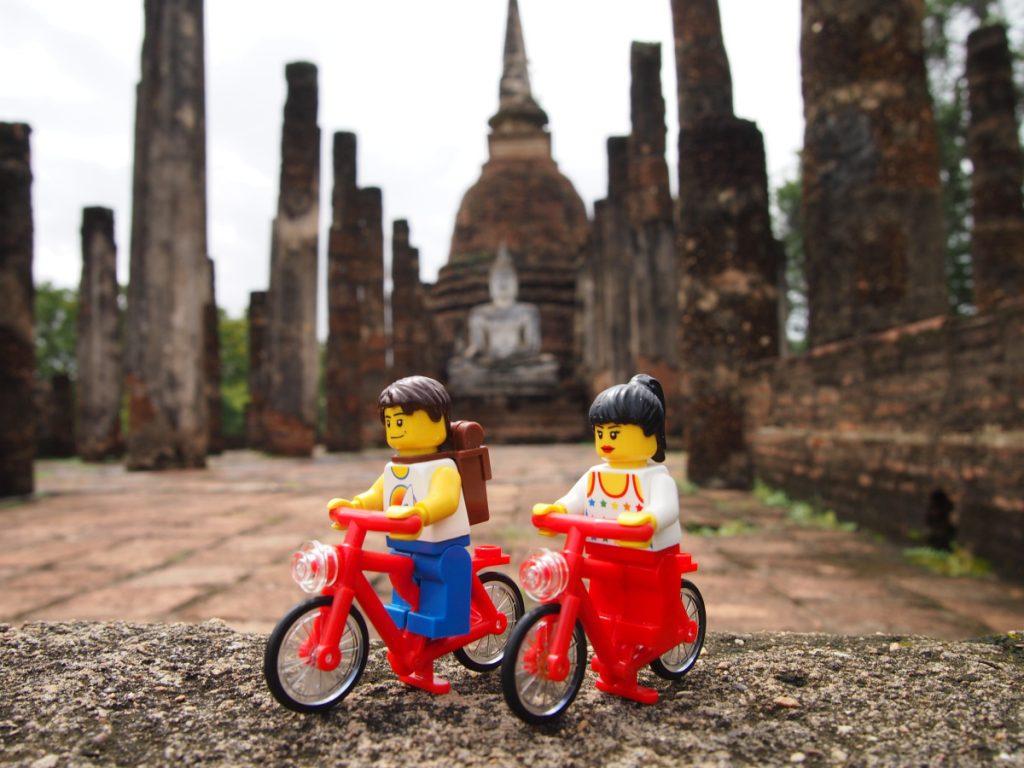 viaggi LEGO TRAVELLERS_THAI