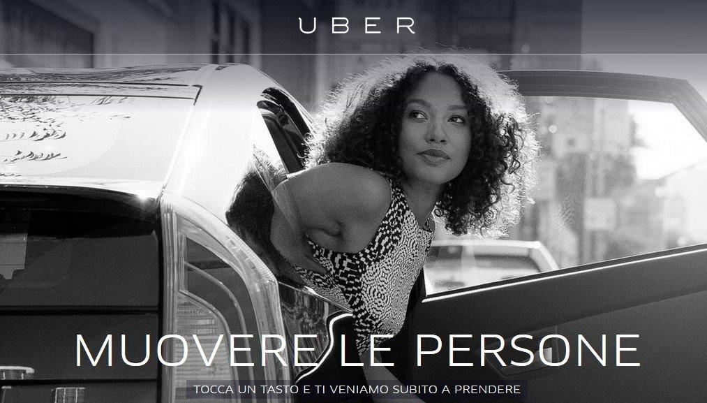 Uber Copertina