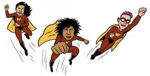 WAM supereroi