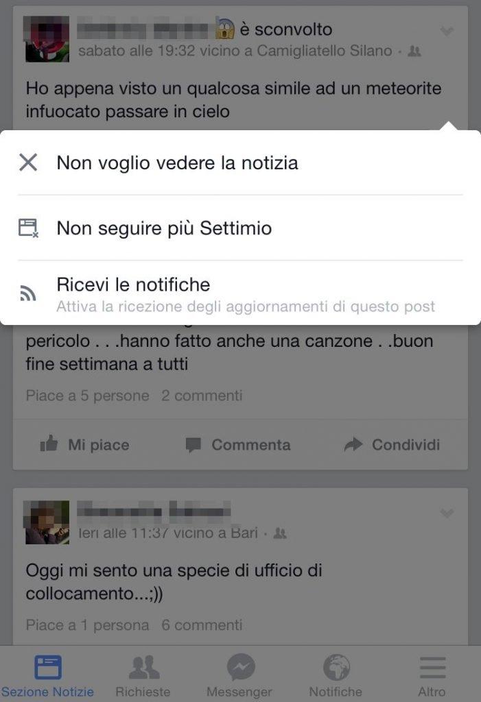 facebook feed 0