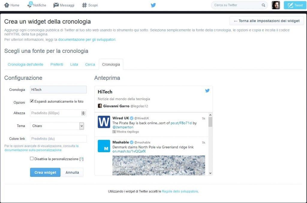 Twitter 1d