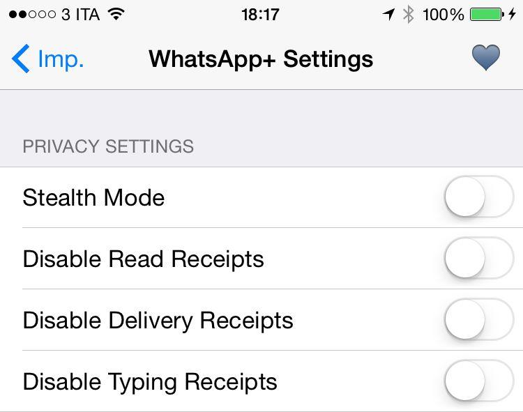 WhatsApp+ 3