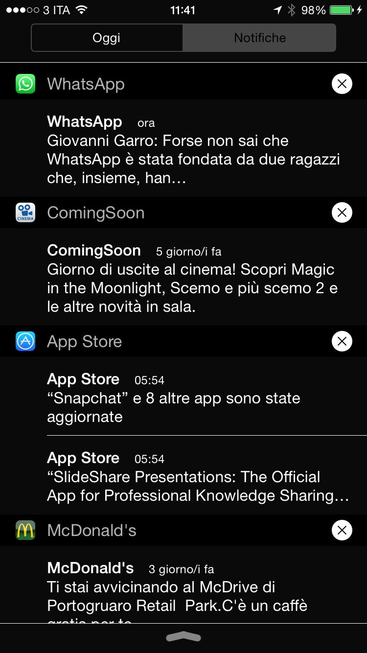 WhatsApp trucco 1