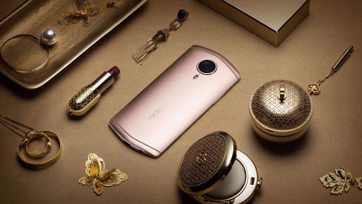 JazzGold2-miglior smartphone per i selfie