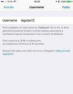 Trucchi per Telegram - 2