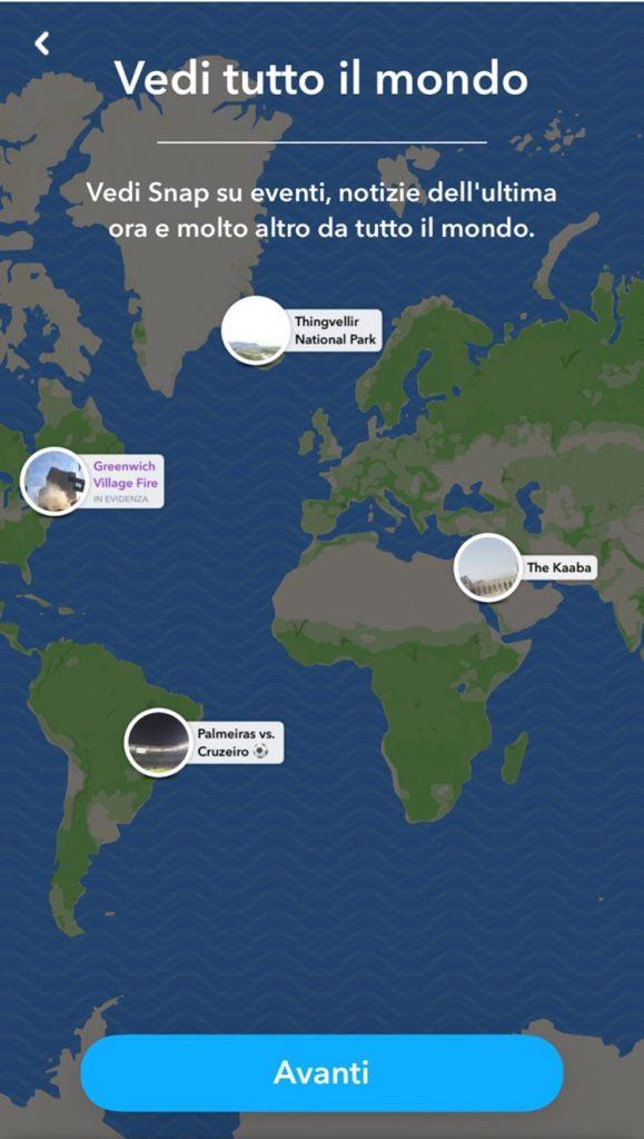 snap map - 1