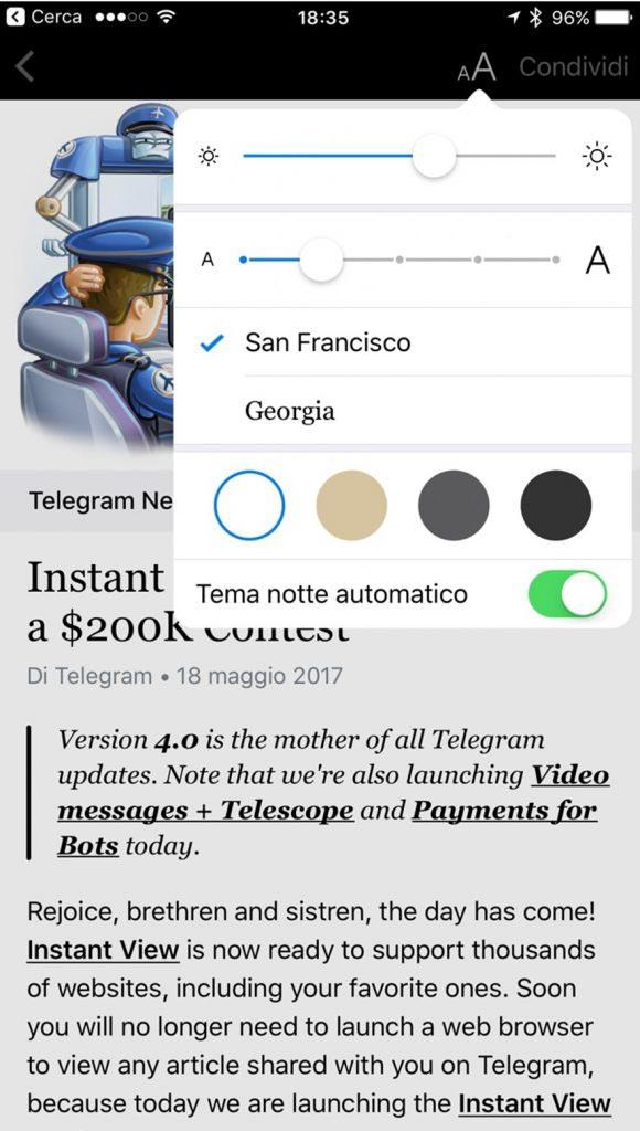 Trucchi per Telegram - 12