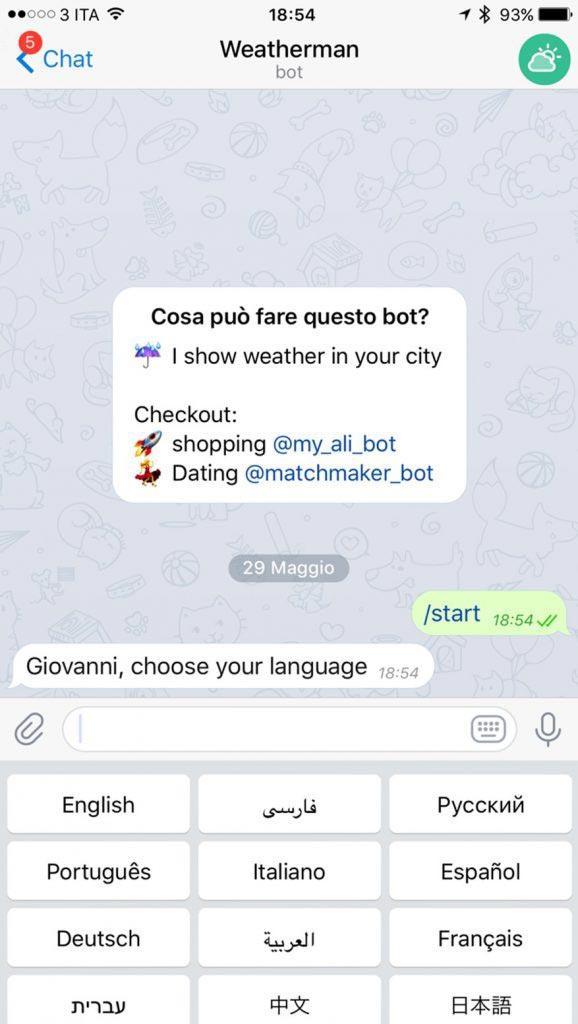 Trucchi per Telegram - 13