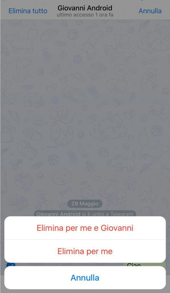 Trucchi per Telegram - 8