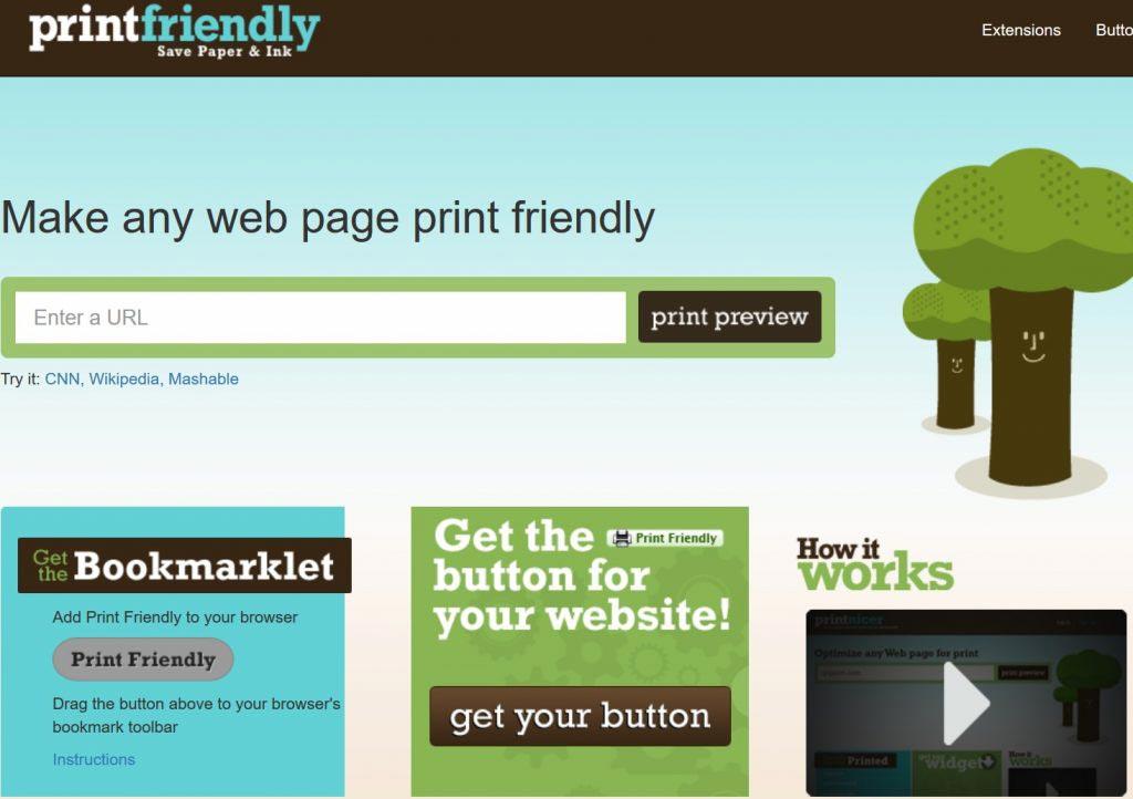 Stampare le pagine web senza pubblicità - 2
