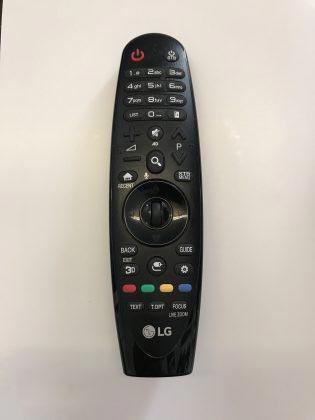 LG Oled 55C6V - telecomando