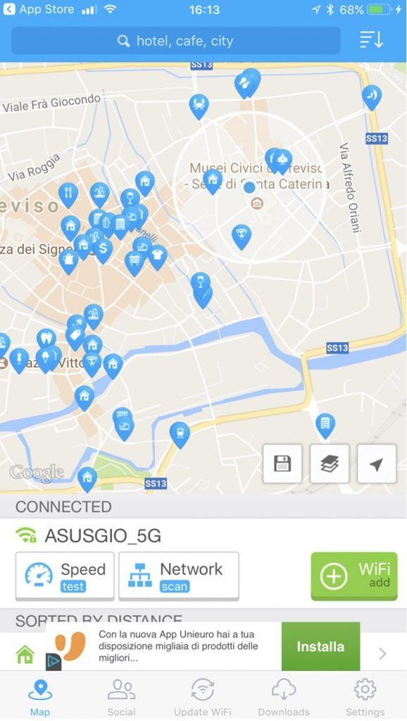WiFi gratuito - 3