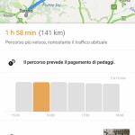 viaggio google maps 1