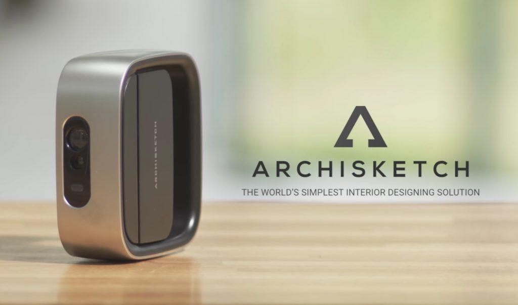 Archisketch lo scanner 3d per progettare interni for Progettare stanza 3d