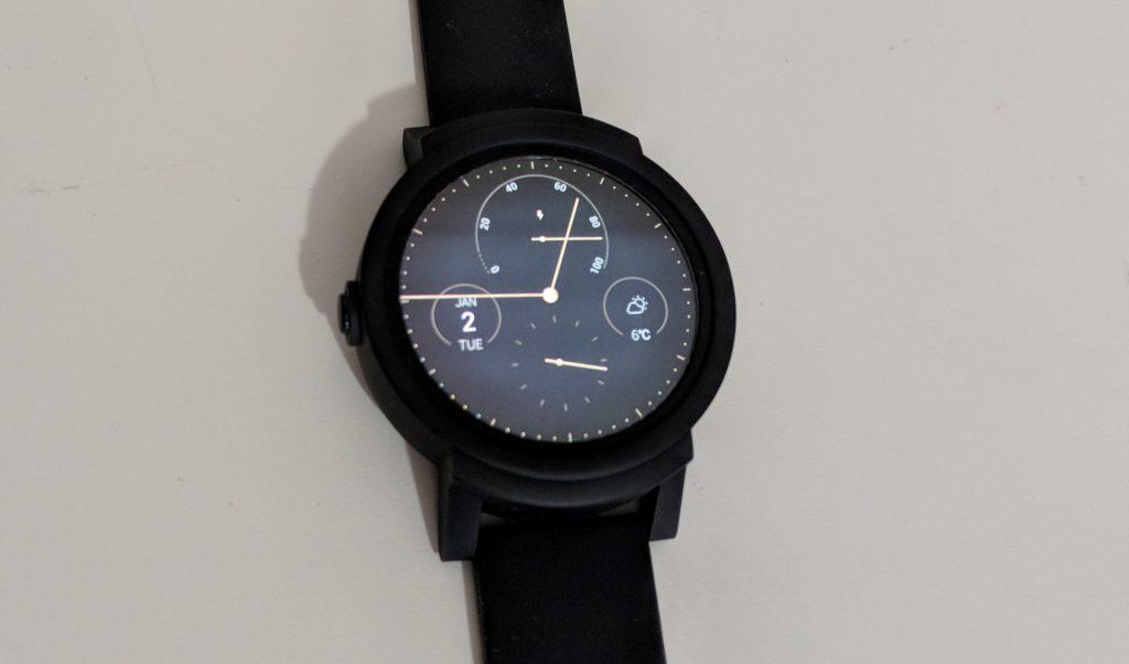 Tichwatch E