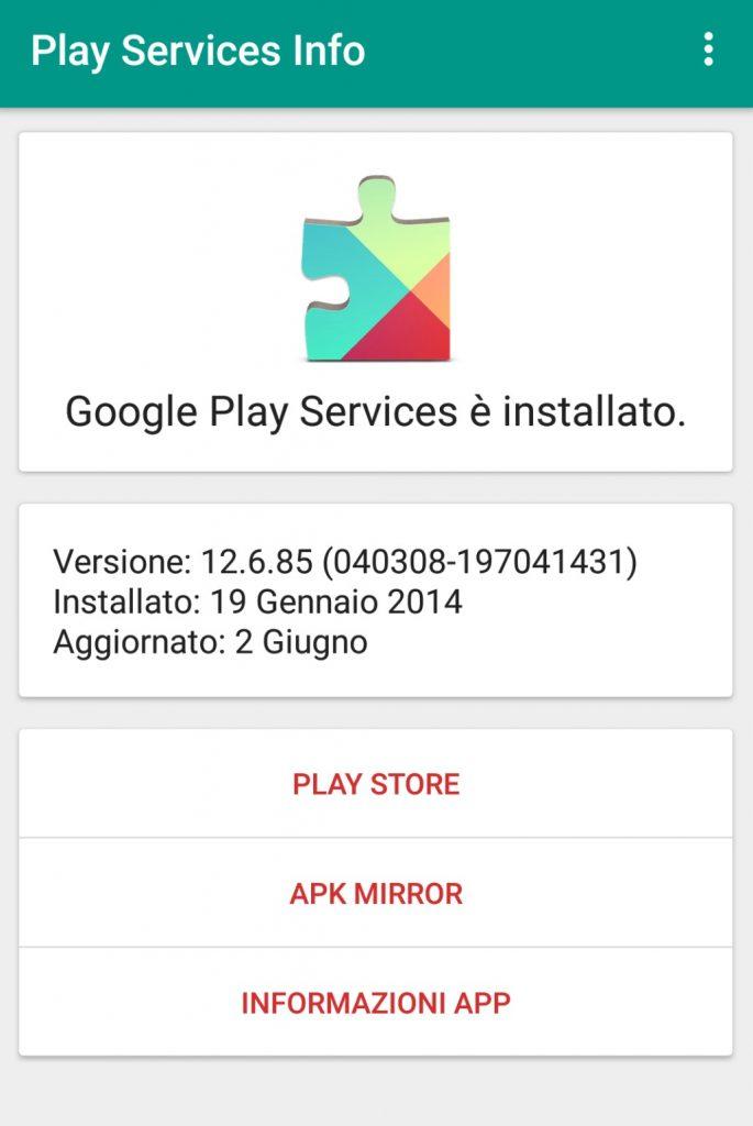 Android Auto - installare aa mirror 2