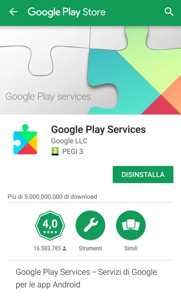 Android Auto - installare aa mirror 3