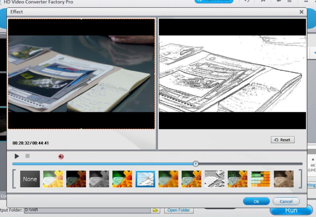 HD Video Converter Factory Pro