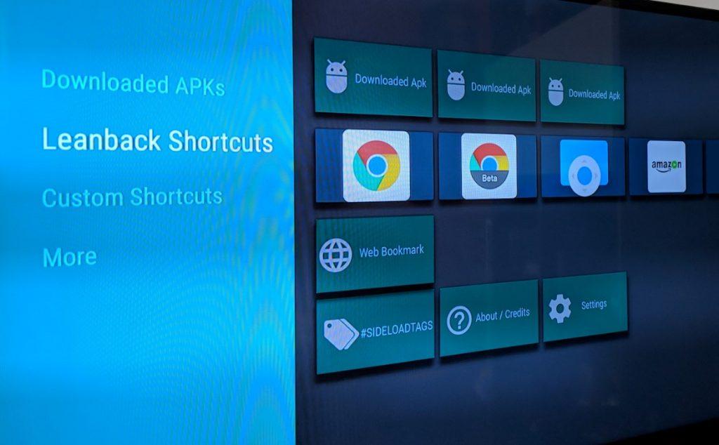 Installare app non ufficiali su Android TV