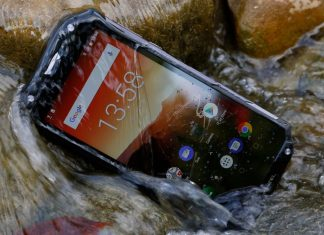 Oukitel WP2 rugged phone