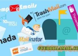 Come avere una email temporanea