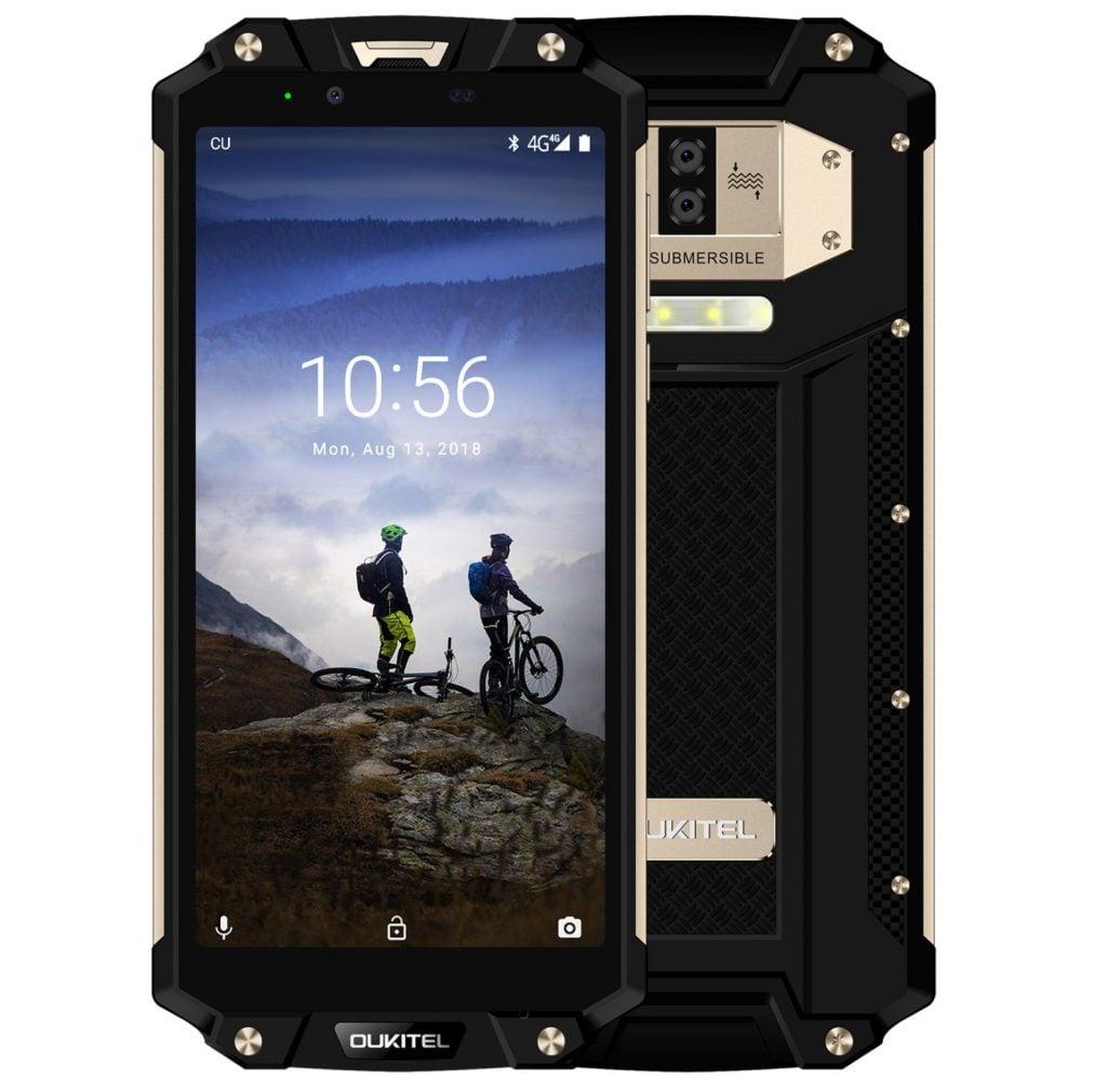 Oukitel WP2 RUGGED PHONE