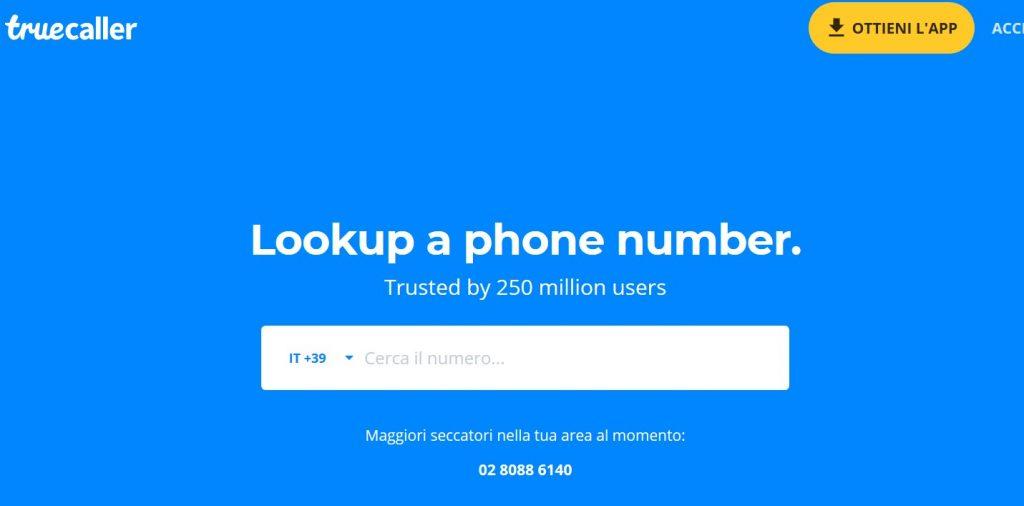 trovare_numero_cellulare