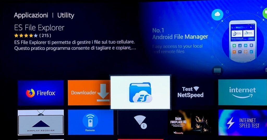 installare app non ufficiali su Fire TV Stick