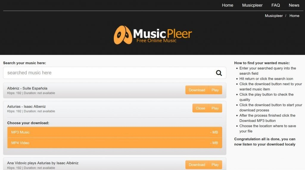 MusicPleer