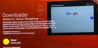 installare apk su Fire TV senza PC