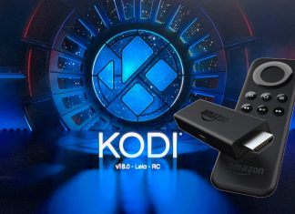 installare Kodi Leia su Fire TV Stick