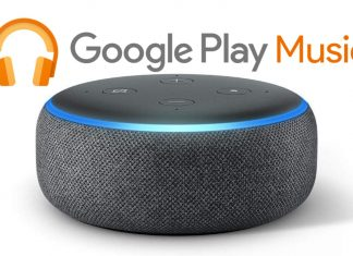 Play Music su Amazon Echo