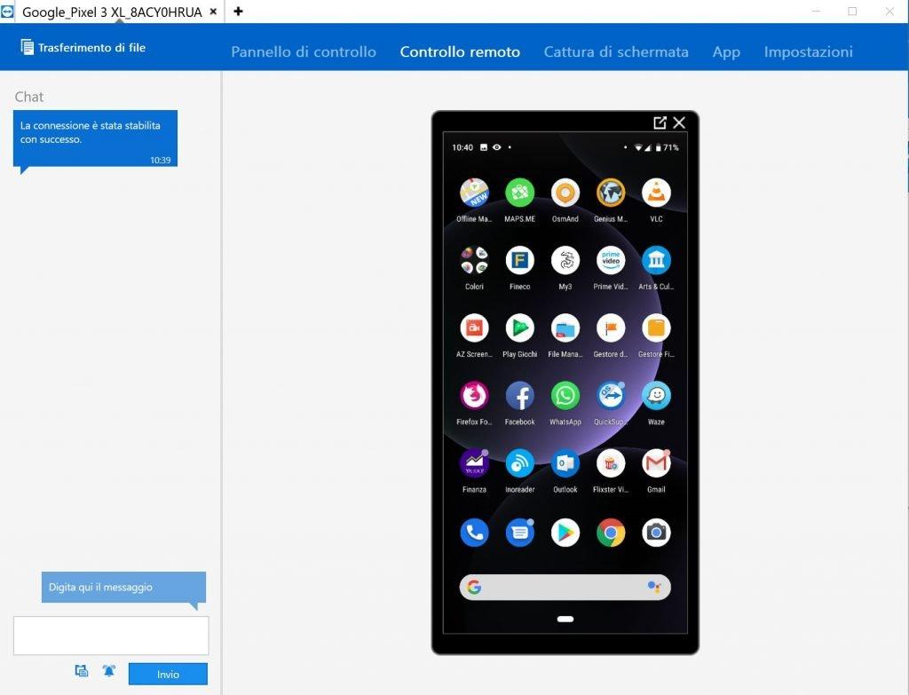 registrare lo schermo di Android