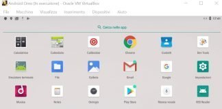 Come installare Android Oreo su Windows con VirtualBox