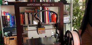 aggiornare il firmware della Anycubic Mega-S e i3 Mega