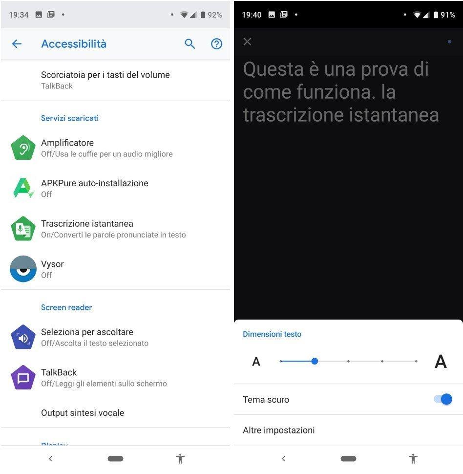 Come trasformare gli smartphone Android in apparecchi acustici gratis