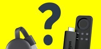 Differenze tra Chromecast e Fire Tv Stick