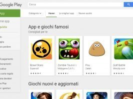 scaricare apk da Google Play