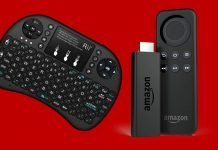 Collegare tastiera e mouse al Fire TV Stick
