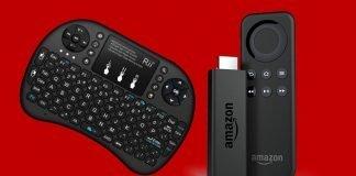 Collegare tastiera e mouse al Fire TV Stick
