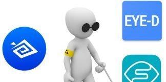 Le migliori app per ciechi e ipovedenti