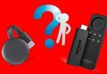 Differenze tra Fire TV e Chromecast