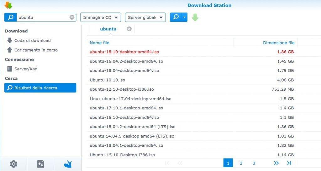 Guida per installare eMule su Nas Synology_8