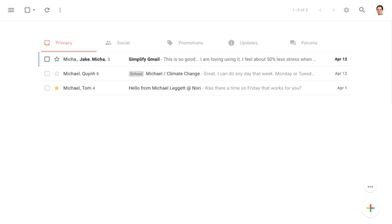 alternativa a google inbox