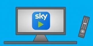 Guardare Sky Go sulla TV, soluzione funzionante