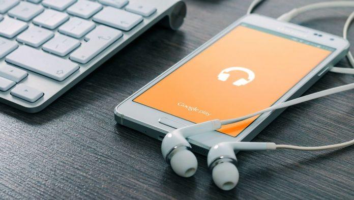 cambiare canzone con i tasti volume su Android