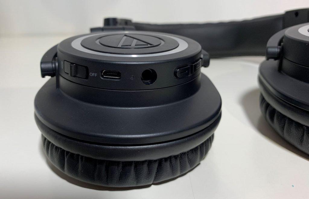 Recensione Audio-Technica ATH-M50xBT