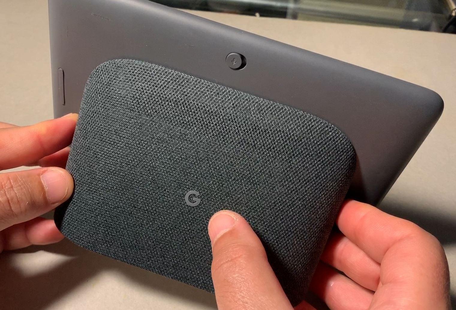Recensione Google Nest Hub